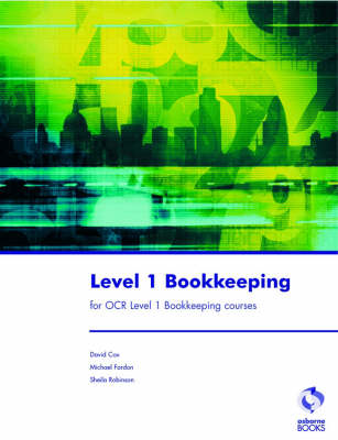 Bookkeeping: Level 1