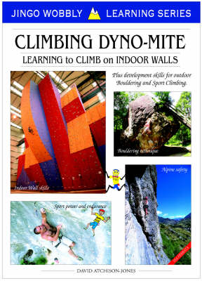 Climbing Dyno-mite: Learning to Climb on Indoor Walls