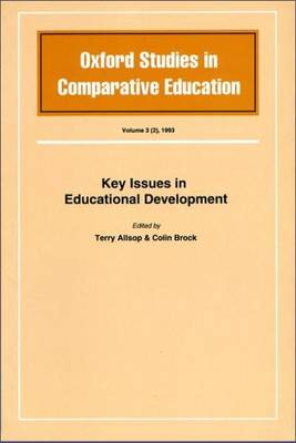 Key Issues in Educational Development