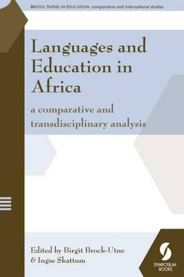 Languages and Education in Africa: A Comparative and Transdisciplinary Analysis