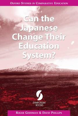 Can the Japanese Change Their Education System?