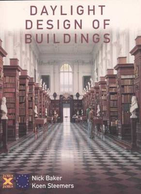 Daylight Design of Buildings: A Handbook for Architects and Engineers