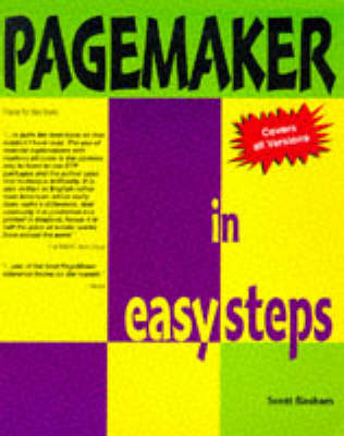 PageMaker in Easy Steps: Covers Version 6 for Windows 95