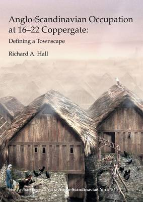 Anglo-Scandinavian Occupation at 16-22 Coppergate: Defining a Townscape