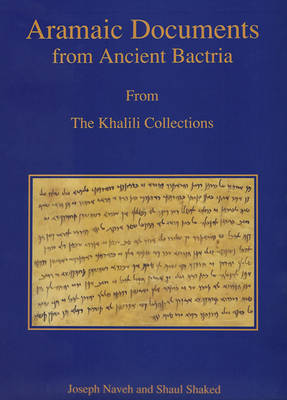 Aramaic Documents from Ancient Bactria