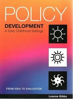 Policy Development in Early Childhood Settings