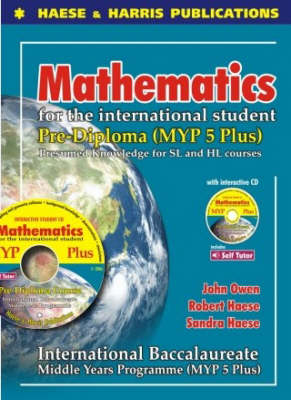 Mathematics for the International Student: Pre-Diploma MYP5 Plus International Baccalaureate