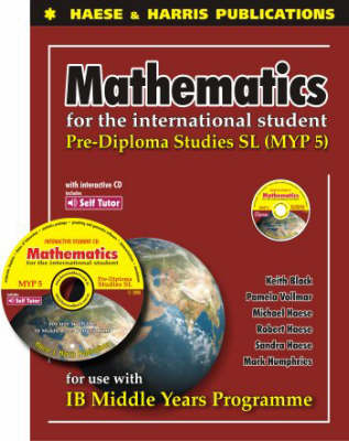 Mathematics for International Student  Pre Diploma Studies MYP5