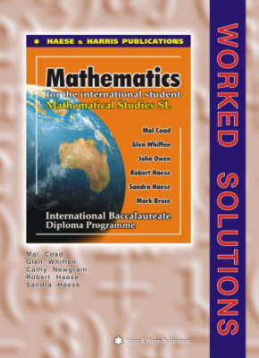 Mathematical Studies SL Worked Solution Manuals