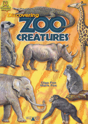 Discovering Zoo Animals: Middle to Upper Primary Teacher Resource