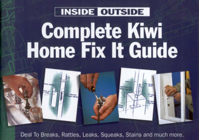 Complete Kiwi Home Fix It Guide
