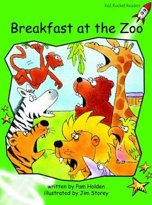 Breakfast at the Zoo