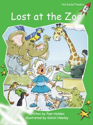 Lost at the Zoo: Early: Level 4