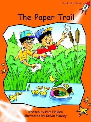 The Paper Trail: Fluency: Level 1