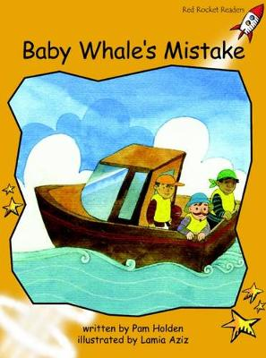Baby Whale's Mistake