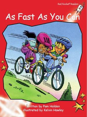 As Fast as You Can