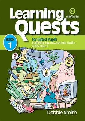 Learning Quests for Gifted Students