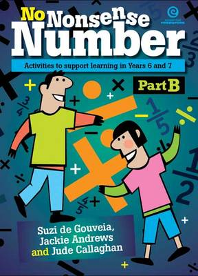No Nonsense Number: Part B (Ys 6 & 7)