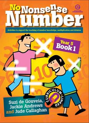 No Nonsense Number - Mult & Div: Year 5 Bk 1