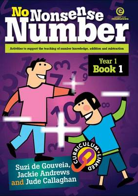 No Nonsense Number: Year 1 Bk 1