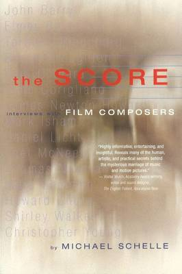 Score: Interviews with Film Composers