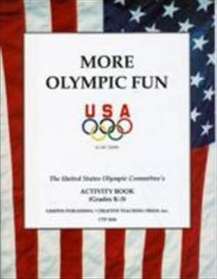 More Olympic Fun: Activity Book
