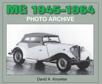 MG 1945-1964 Photo Archive: 1945-64