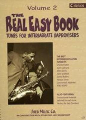 The Real Easy Book: Tunes for Intermediate Improvisers: Part 2-C
