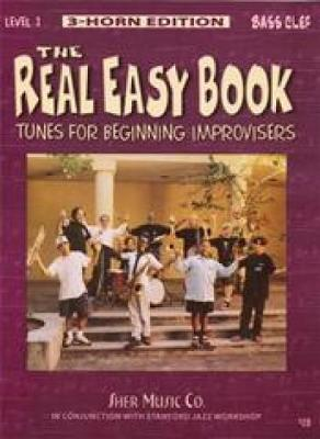 The Real Easy Book: Part 1: Bass Clef
