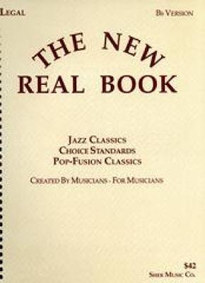 The New Real Book: Volume 1Bb
