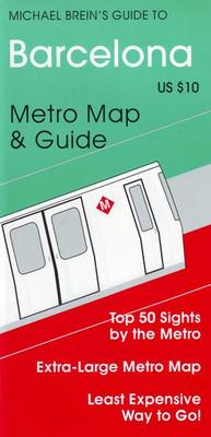 Barcelona: Metro Map & Guide