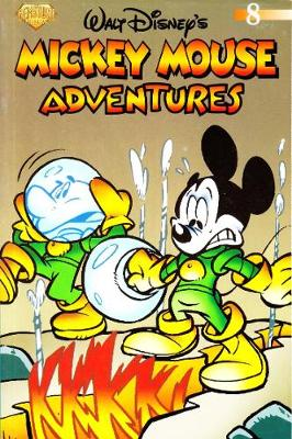 Mickey Mouse Adventures: No. 8