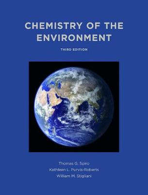 Chemistry of the Environment, third edition