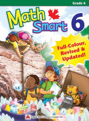 MathSmart: Mathematics Supplementary Workbook: Grade 6