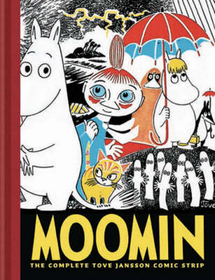 Moomin: The Complete Tove Jansson Comic Strip: Bk. 1