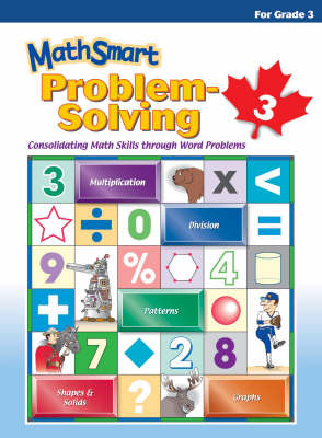 MathSmart: Problem-solving: Mathematics Supplementary Workbook: Grade 3