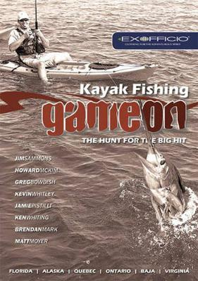 Kayak Fishing - Game On: The Hunt for the Big Hit