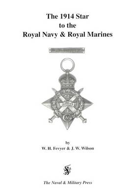 1914 Star to the Royal Navy and Royal Marines
