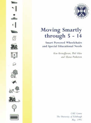 Moving Smartly Through 5-14: Smart Powered Wheelchairs and Special Educational Needs