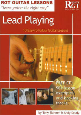 Lead Playing: 10 Easy-to-Follow Guitar Lessons