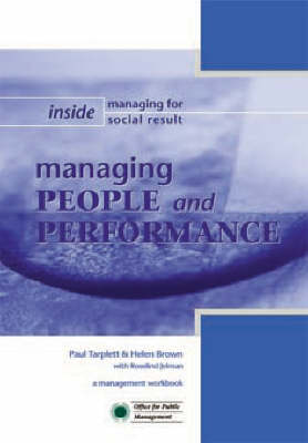 Managing People and Performance: A Management Workbook