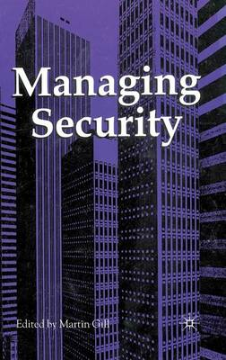 Crime at Work Vol 3: Managing Security