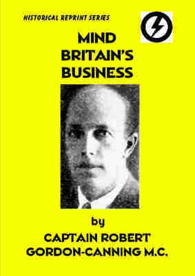 Mind Britain's Business: British Union Foreign Policy