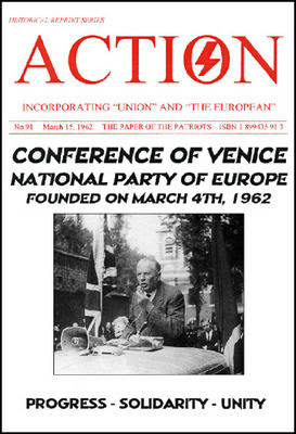 Action: Conference of Venice