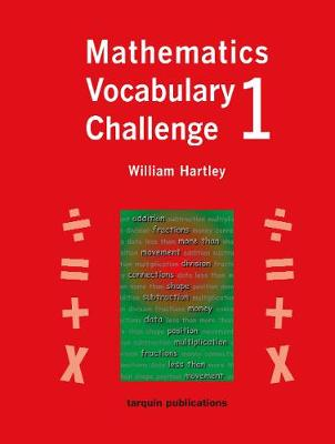 Maths Vocabulary Challenge One: 36 Photocopiable Worksheets
