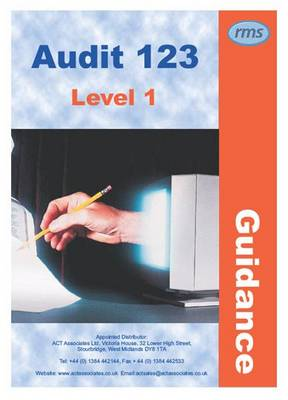 Audit 123: Level 1 Guidance: Issue 8.0