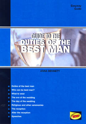 Duties Of The Best Man: Easyway Guides