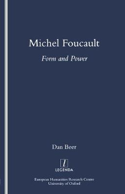 Michel Foucault: Form and Power