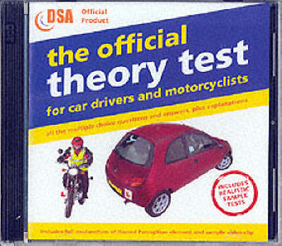The Official Theory Test for Car Drivers and Motorcyclists: 2002-2003