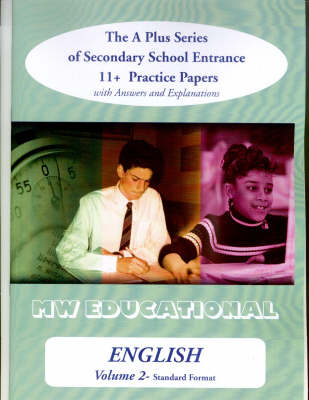 English (standard Format): 11 Plus Practice Papers: v. 2